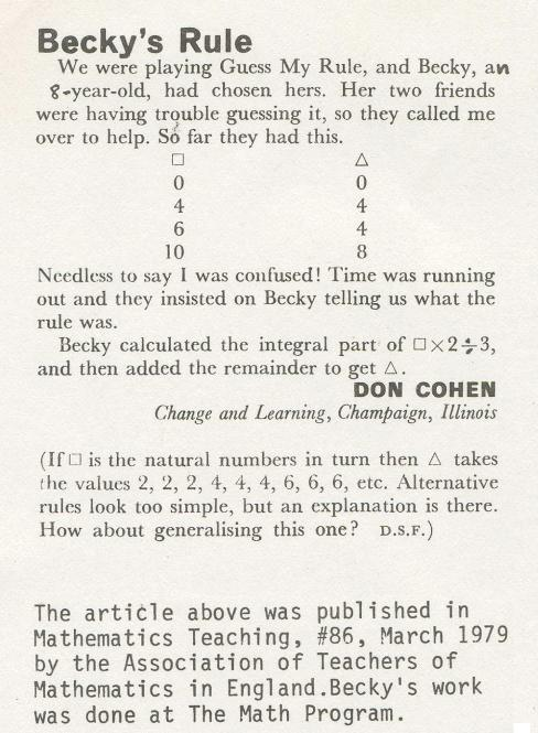 Books Never Written Math Beginning Your Exercise Program By