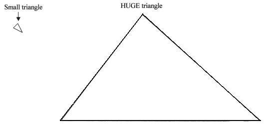 Why do angles in a circle add up to 360 degrees What do exterior angles of a triangle add up to